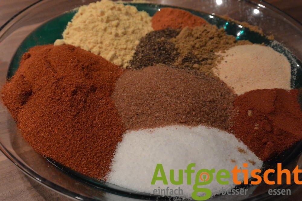 Grill und BBQ Gewürz: Magic Dust Rub - magic dust rub 2 - 7