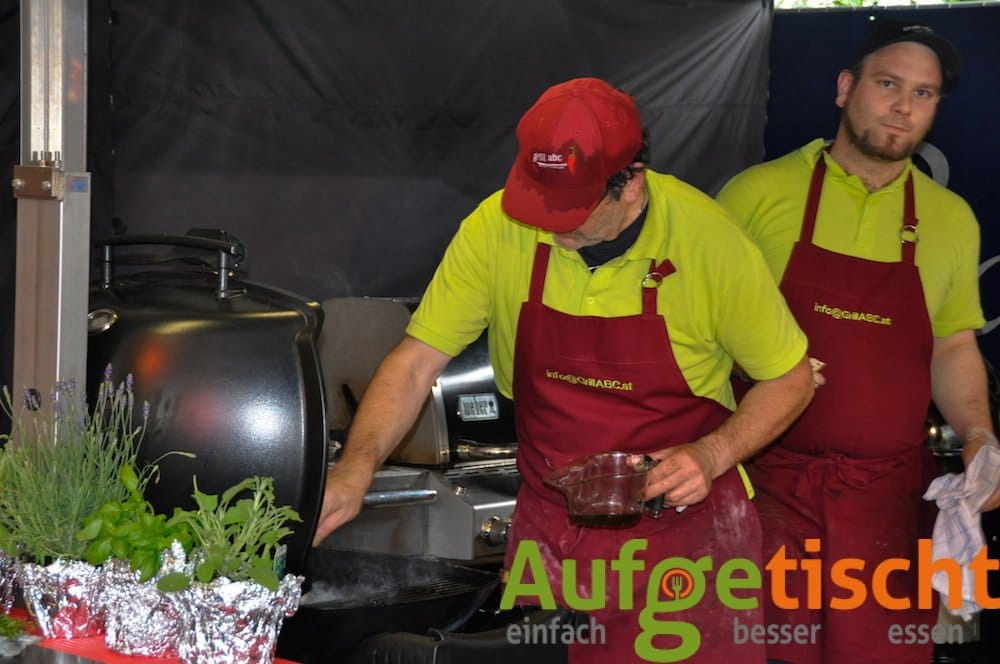 16. Grill & Barbecue Staatsmeisterschaft in Horn - grill meisterschaft at 2014 055 - 152