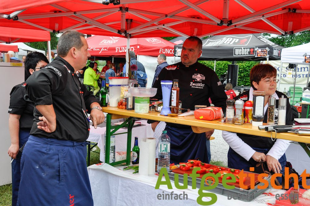 16. Grill & Barbecue Staatsmeisterschaft in Horn - grill meisterschaft at 2014 092 - 78