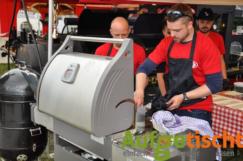 16. Grill & Barbecue Staatsmeisterschaft in Horn - grill meisterschaft at 2014 120 - 22