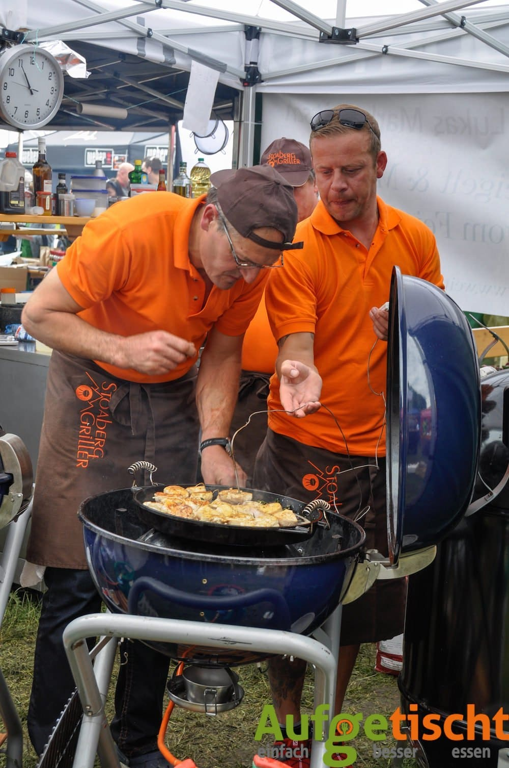 16. Grill & Barbecue Staatsmeisterschaft in Horn - grill meisterschaft at 2014 125 - 12