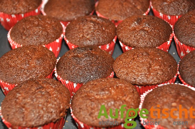 Rudolph the red nosed reindeer... Weihnachtsmuffins mal anders - weihnachtsmuffins - 3