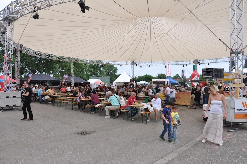 Hot BBQ Festival in Schwechat - bbq festival 01 - 2
