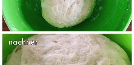 Italienischer Pizzateig - Das Originalrezept - germteig - 16