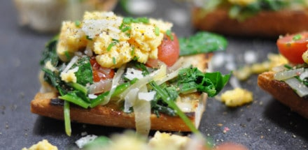 Spinatschnitten - so gehts vegetarisch! - spargelschnitten4 - 3