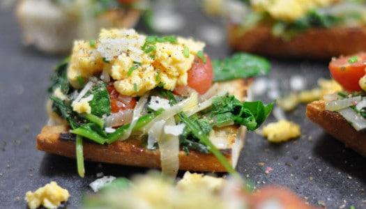 Spinatschnitten – so gehts vegetarisch!