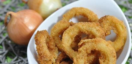 Onion Rings -die knusprige Beilage - zwiebelringe4 - 3