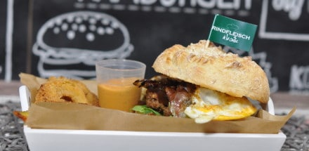 Bacon & Egg Burger - der ultimative Hamburger - bacon egg burger 04 - 9