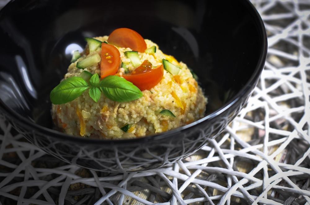 Couscous Salat mit Thunfisch - couscoussalat2 - 5