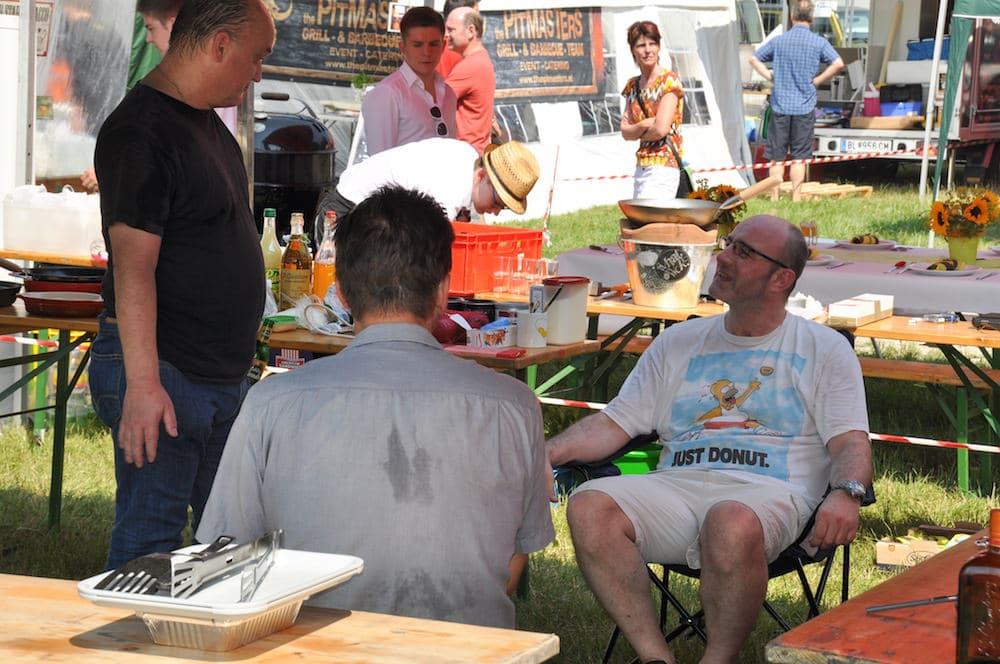 17. Grill & BBQ Staatsmeisterschaft 2015 in Horn - grill bbq staatsmeisterschaft horn 23 - 45