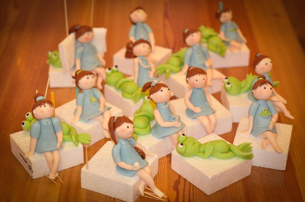 Tortenfigurenkurs der Erste - tortenfigurenkurs 36 - 72