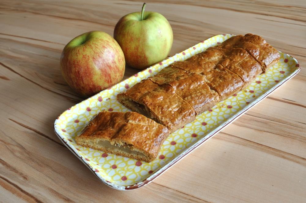 Apfelstrudel ganz nach Oma´s Art - apfelstrudel12 - 15