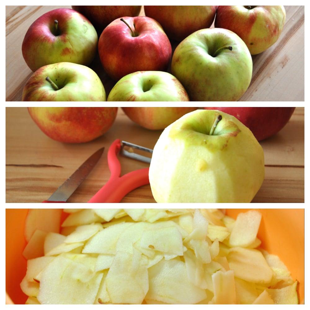 Apfelstrudel ganz nach Oma´s Art - apfelstrudel15 - 7