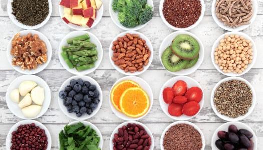 Top 5 Superfoods und ihre Eigenschaften