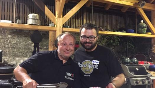 Weber Grill Akademie: Smoken, Räuchern, Grillen mit Adi Bittermann