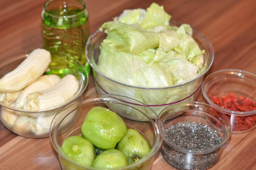 Vitaminsmoothie - die pure Kraftquelle - vitaminsmoothie - 4