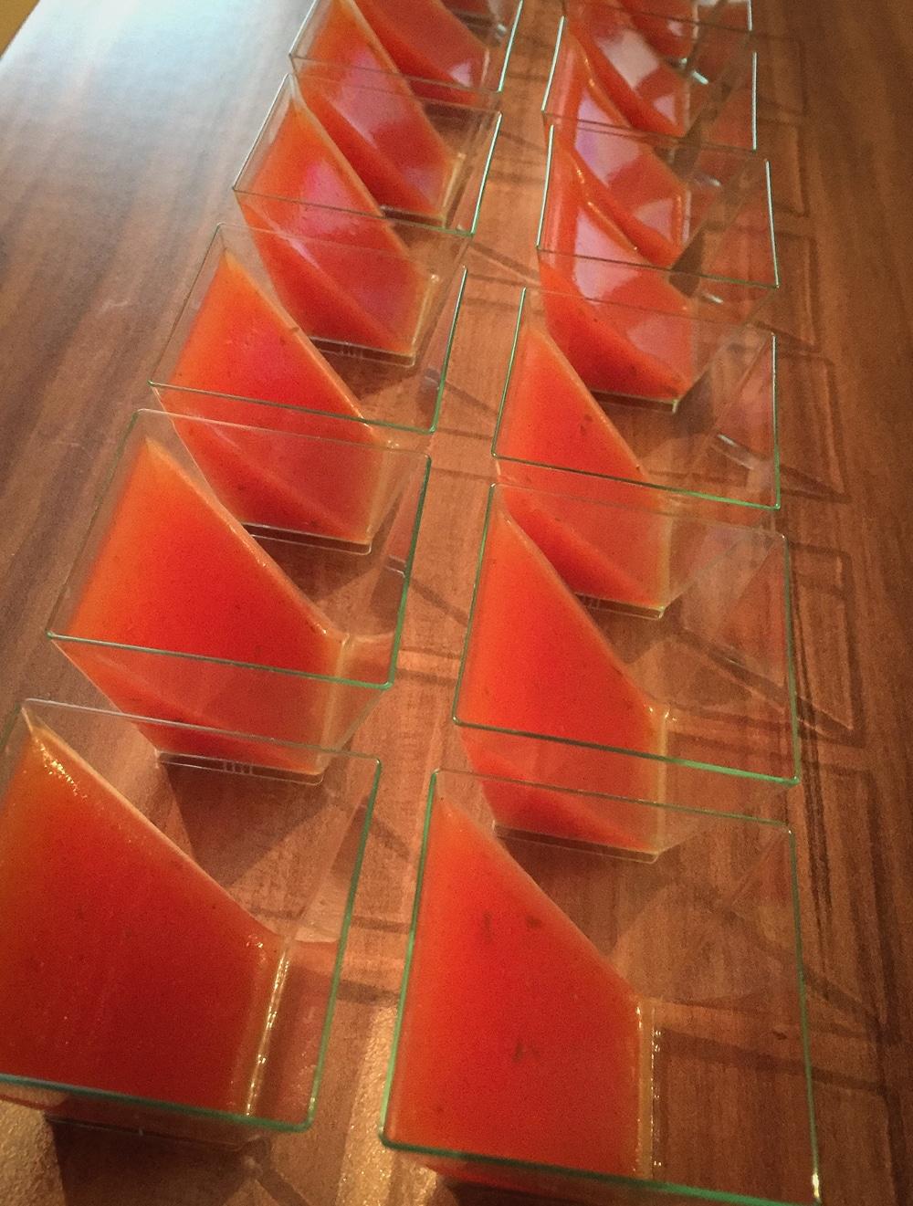Paradeiserpudding mit Avocados - Tomatenpudding4 - 8
