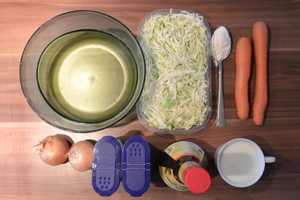 "Amerikanischer Krautsalat aka ""Coleslaw"" - amerikanischer krautsalat coleslaw 01 - 5"