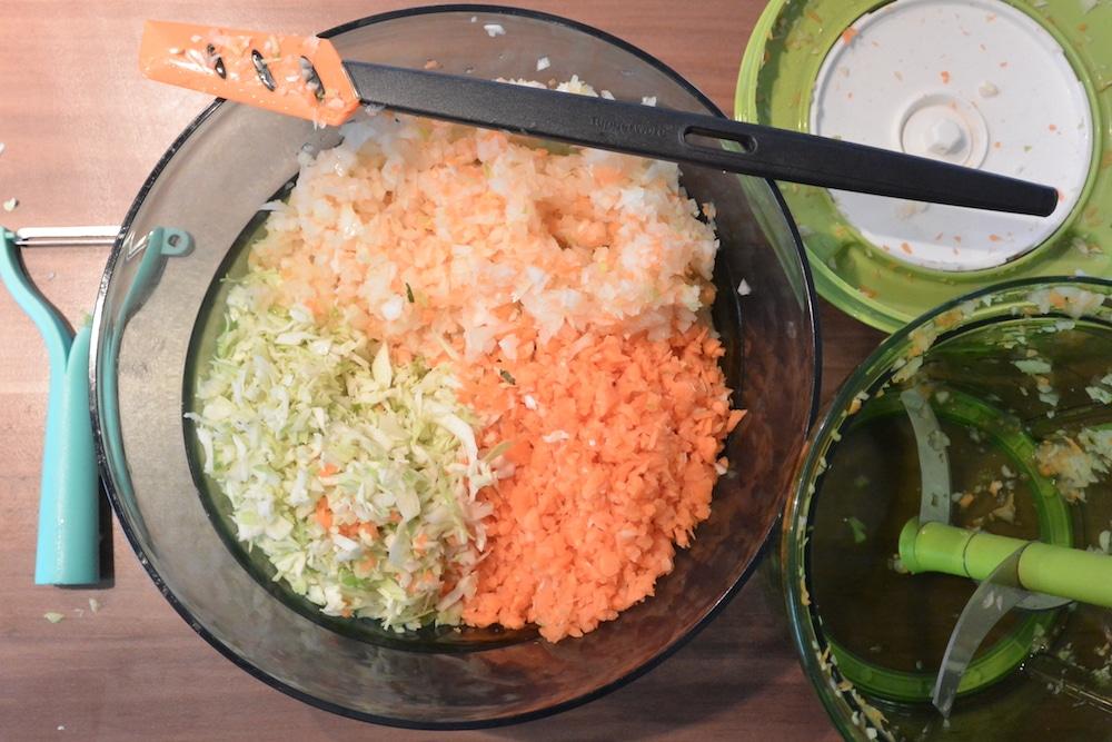 "Amerikanischer Krautsalat aka ""Coleslaw"" - amerikanischer krautsalat coleslaw 05 - 13"