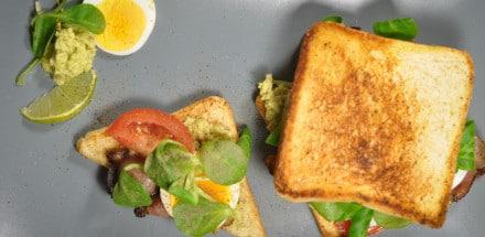 Mit dem Avocado-Speck-Toast zur Geschmacksexplosion! - avocadotoast7 - 13