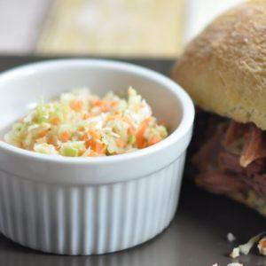 Pulled Pork – Alles was du darüber wissen solltest - coleslaw amerikanischer krautsalat - 48