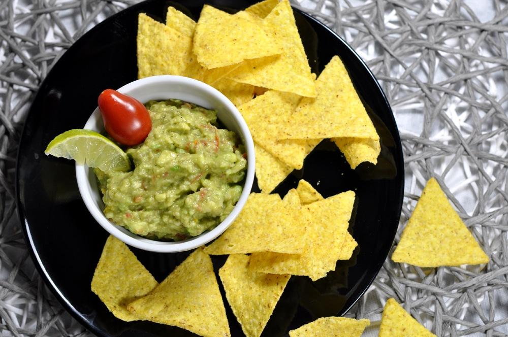 Guacamole Rezept - frische Avocadocreme - guacamole2 - 11