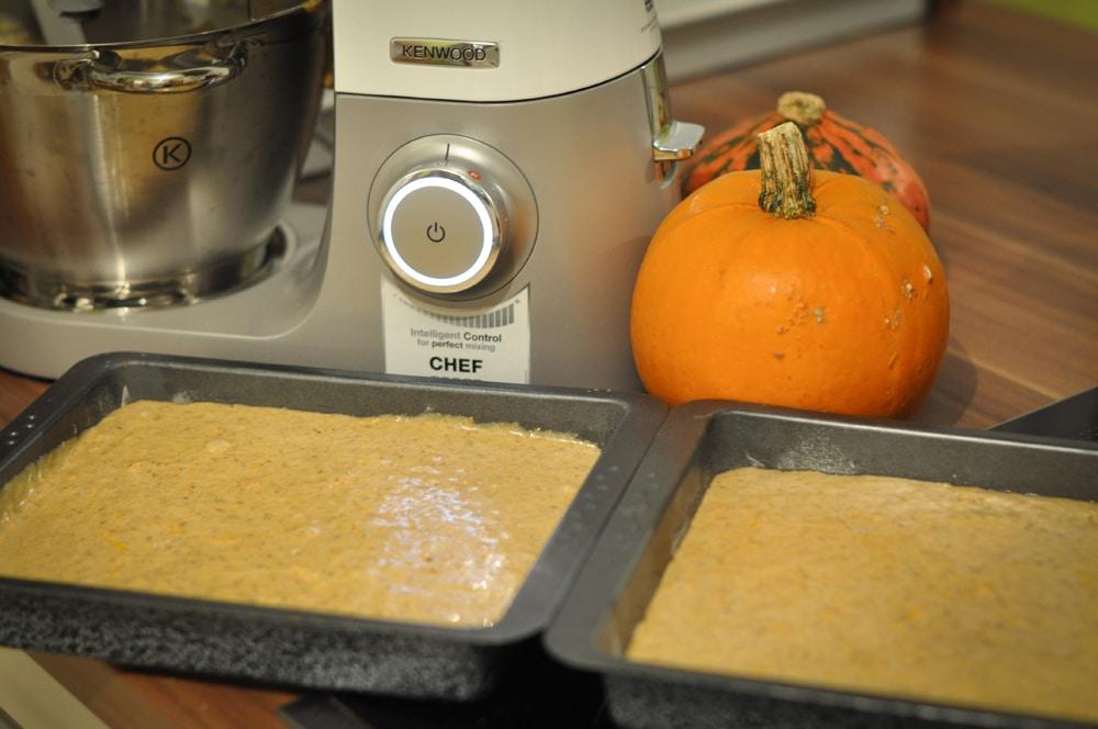 Ein saftiger Kürbiskuchen zum Kaffee - kuerbiskuchen4 - 11