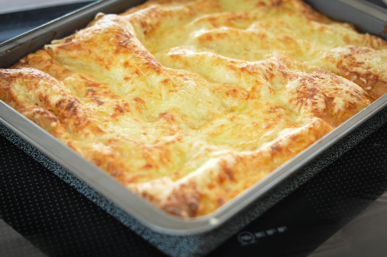Lasagne mit Tofu und Gemüse - lasagne4 - 9