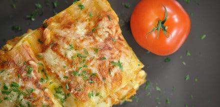 Lasagne mit Tofu und Gemüse - lasagne5 - 13