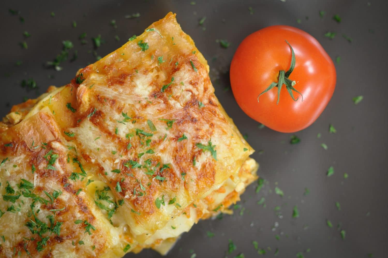 Lasagne mit Tofu und Gemüse - lasagne5 - 3