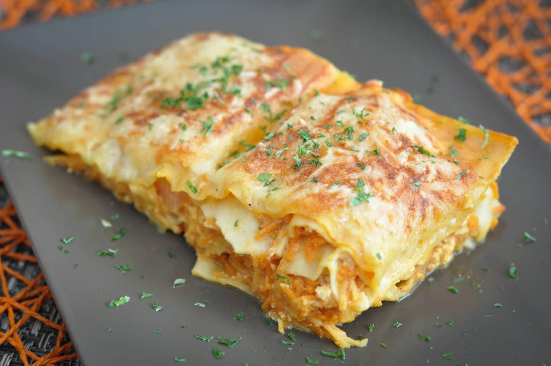 Lasagne mit Tofu und Gemüse - lasagne6 - 11