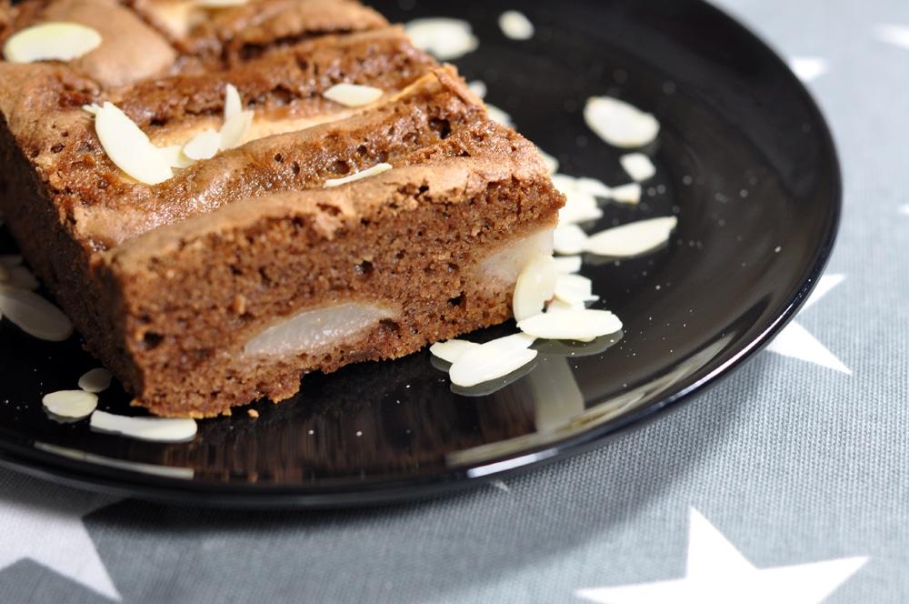 Birnen-Schoko-Kuchen geht immer! - schokobirnenkuchen1 - 7