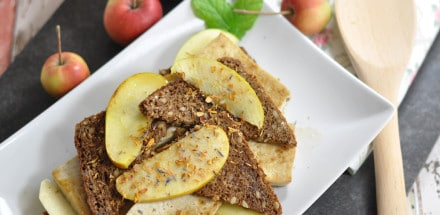 Apfel-Tofu-Frühstück - mit Schwung in den Tag! - apfel tofu4 - 2