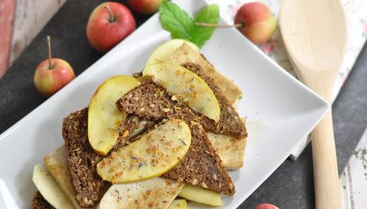 Apfel-Tofu-Frühstück – mit Schwung in den Tag!