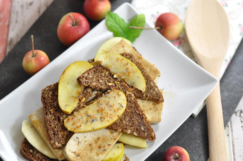 Apfel-Tofu-Frühstück - mit Schwung in den Tag! - apfel tofu4 - 10