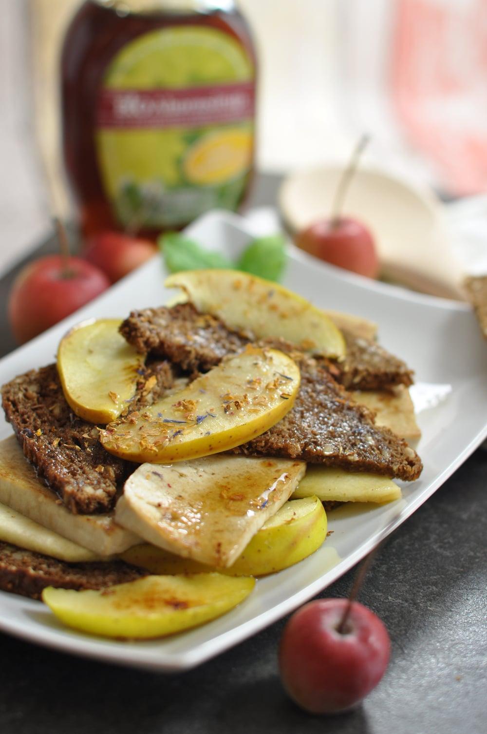 Apfel-Tofu-Frühstück - mit Schwung in den Tag! - apfel tofu6 - 12