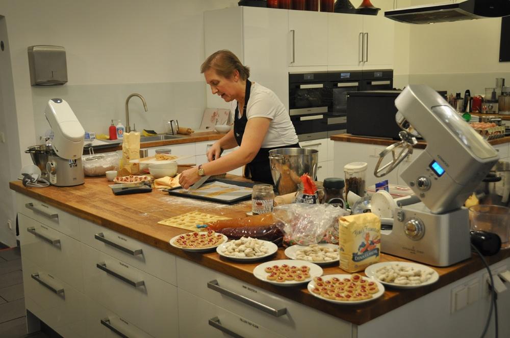 Weihnachtsevent mit Kenwood bei ichkoche.at - backevent 08 - 16