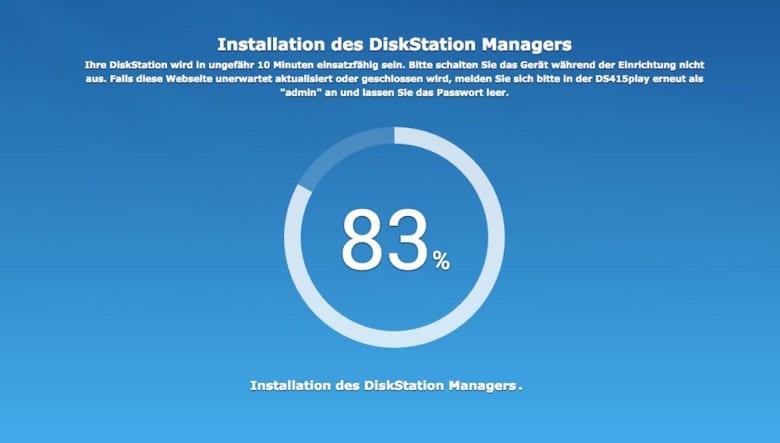 dsm-installation