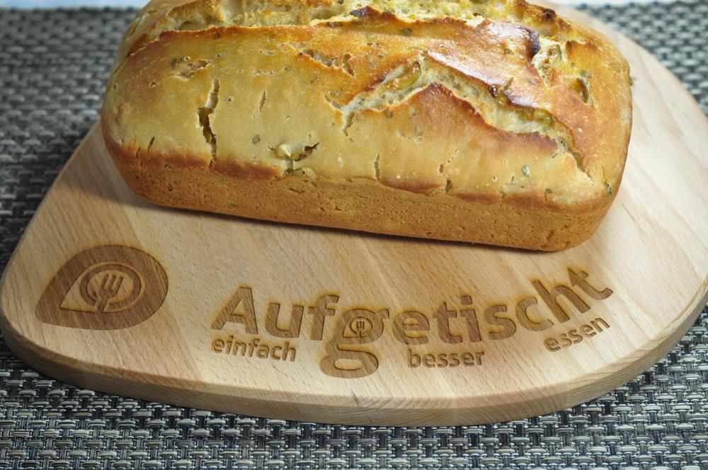 Brotbacken leicht gemacht - frisches Olivenbrot - olivenbrot2 - 12