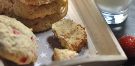 Strawberry-Pistachio-Cookies - strawberry cookies3 - 12