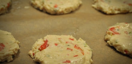 Strawberry-Pistachio-Cookies - strawberry cookies6 - 8