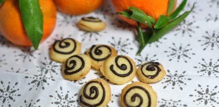 Orangenkekse - mein Kindheitstraum - orangenkekse - 2