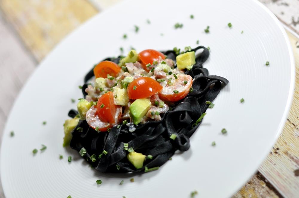 One Pot Pasta Grundrezept nach Martha Stewart - aufgetischt.net