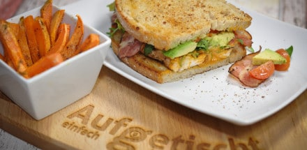 Club Sandwich homemade - clubsandwich - 15