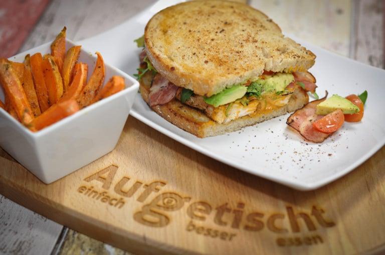 Club Sandwich homemade - clubsandwich - 3