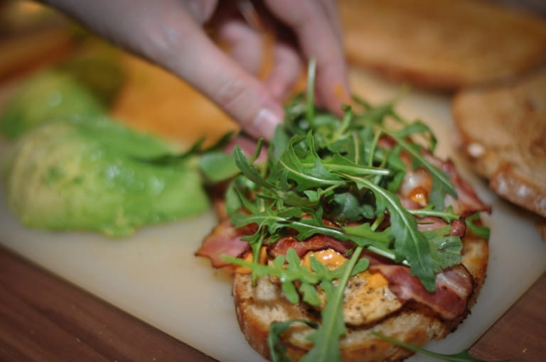 Club Sandwich homemade - clubsandwich7 - 9