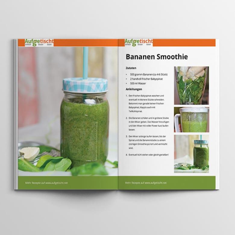 Grüne Smoothie Rezepte eBook - gruene smoothies ebook 03 - 9