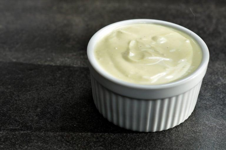 Honig Senf Sauce ideal zu gegrilltem Fleisch - honigsenfsauce - 5