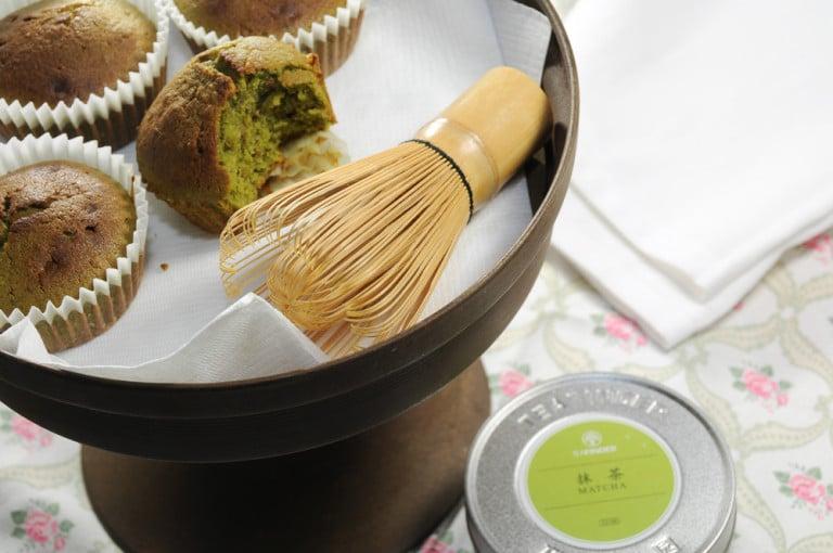 Matcha Muffins - die grüne Kraft - matcha muffins2 - 9