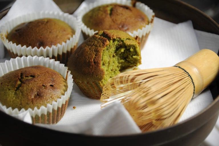 Matcha Muffins - die grüne Kraft - matcha muffins3 - 11